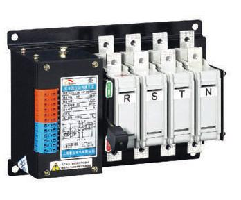 n型双电源自动转换开关(分体二段式)